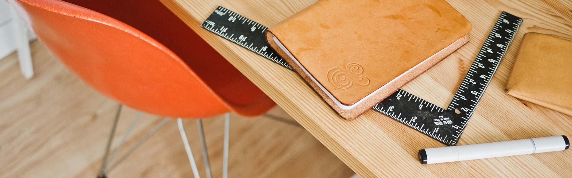 about desk thin