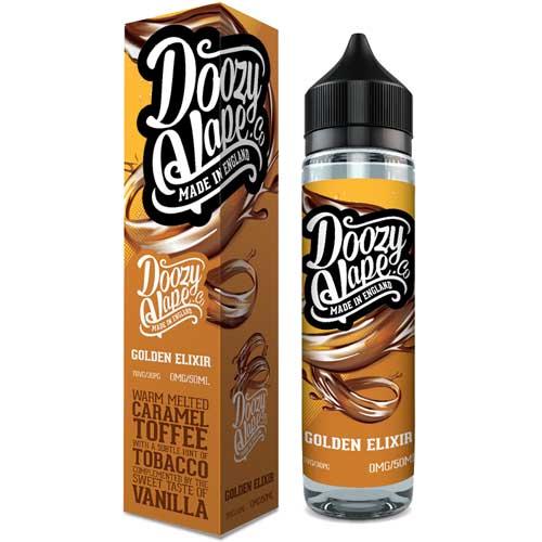 Doozy Vape Golden Elixir