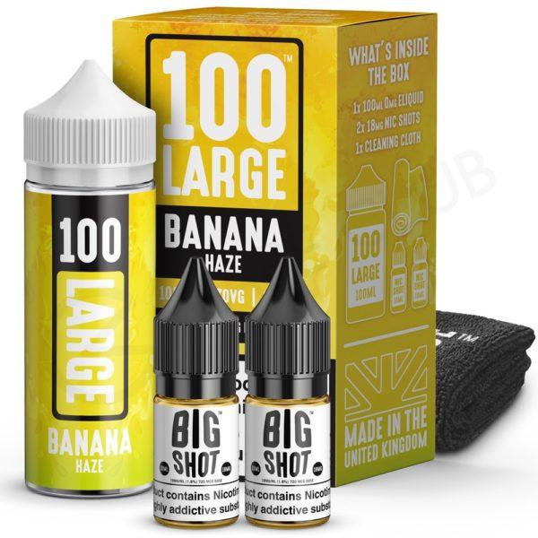 100 Large Banana Haze