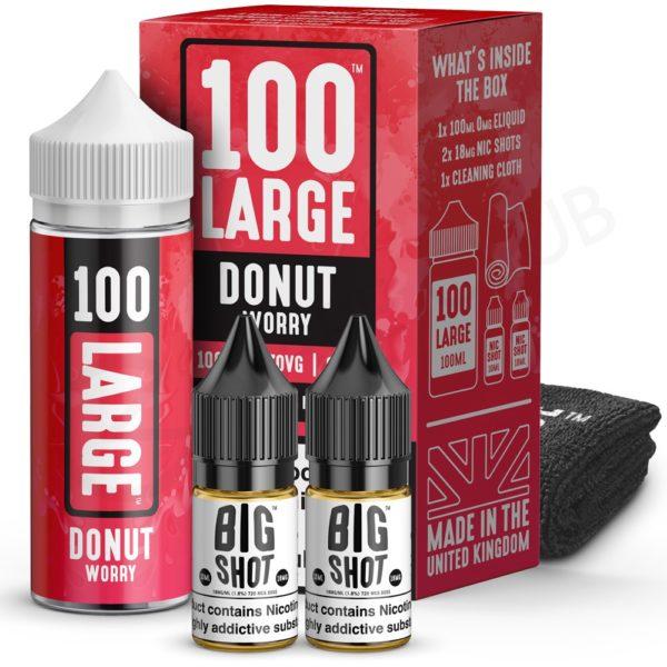 Donut Worry 100ml