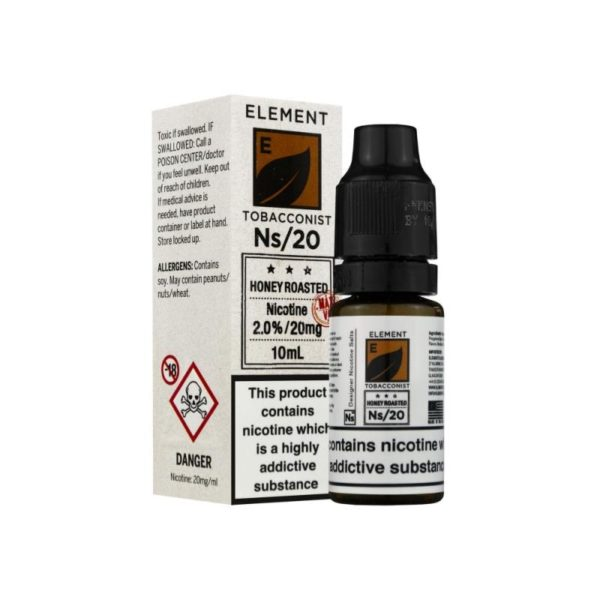 Element honey roasted tobacco review