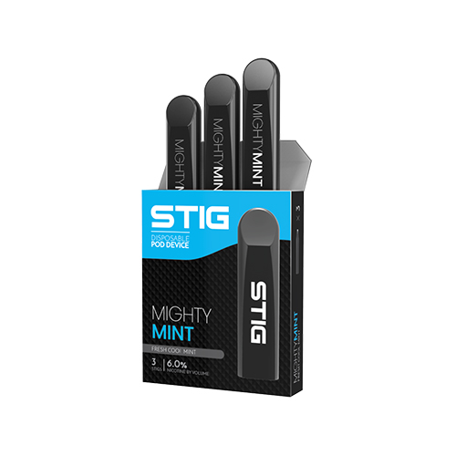 Stig Mighty Mint Pod Device