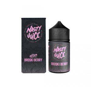 Nasty Juice Broski Berry