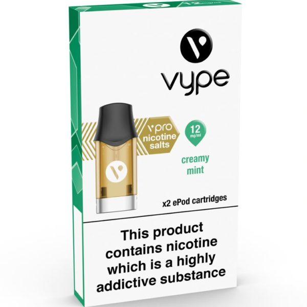 Vype ePod Creamy Mint Cartridges